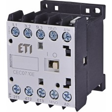 Контактор CEC07.10 (24В) DC