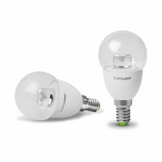 Лампа G45 5W E14 3000K (прозора)