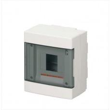 Щит з дверцею - IP40 - 4 модулі