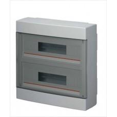 Щит з дверцею - IP40 - 36 модулів