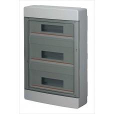 Щит з дверцею - IP40 - 54 модулі