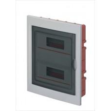 Щит з дверцею - IP40 - 24 модулі