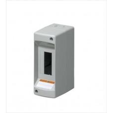 Щит без дверцят - IP40 - 2 модулі