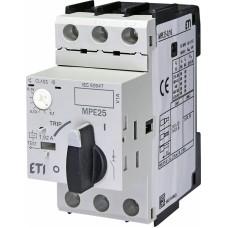 Автоматичний вимикач захисту двигуна MPE25-0,16 4648001 ETI