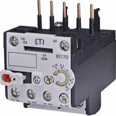 Реле теплове (для контакторів CE07, CEC 0,28...0,4А) RE 17D-0,4 ETI (4641400)