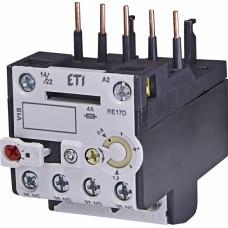 Реле теплове (для контакторів CE07, CEC 0,8...1,2А) RE 17D-1,2 ETI (4641403)