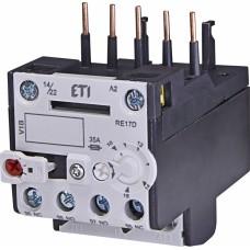 Реле теплове (для контакторів CE07, CEC 10...15А) RE 17D-15 ETI (4641411)
