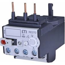 Реле теплове (для контакторів CEM9, CEM12, CEM18, CEM25 0,56...0,8А) RE 27D-0,8 ETI (4642402)