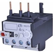 Реле теплове (для контакторів CEM9, CEM12, CEM18, CEM25 1,2...1,8А) RE 27D-1,8 ETI (4642404)