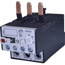 Реле теплове (для контакторів CEM32, CEM40 25...40А) RE 67.1D-40 ETI (4643415)