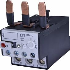 Реле теплове (для контакторів CEM50, CEM65, CEM80 57...70А) RE 67.2D-70 ETI (4644419)