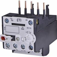 Реле теплове (для контакторів CE07, CEC 0,56...0,8А) RE 17D-0,8 ETI (4641402)