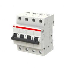 Автоматический выключатель ABB SH204-C 4P 25A C 6kA 2CDS214001R0254