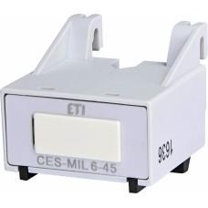 Механічне блокування CES-MIL 6-45 (для CES 6...45) ETI (4646578)