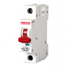 Автоматический выключатель 1P 10А C 10кА  e.industrial.mcb.100.1.C10 E.NEXT i0180002