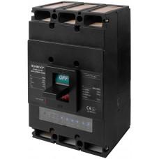 Автоматичний вимикач ENEXT e.industrial.ukm.1250Re.1250 3P 1250A 70кА i0770059 (з електронним розчіплювачем)
