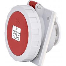 Розетка вбудована EEH-1653 IP54 16A  400V  3P+N+PE ETI 4482084