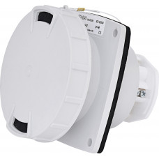 Розетка вбудована EEH-6343 IP67 63A 400V 3P+PE ETI 4482088