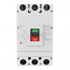 Автоматичний вимикач ENERGIO M1-400L 3P 400A 50кА M1-400400