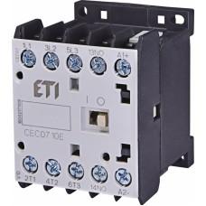 Contactor CEC07.10 (24V) DC