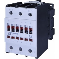 Контактор силовий ETI CEM105.00 230V AC (105 А; 55kW; AC3) 3NO (4652103)