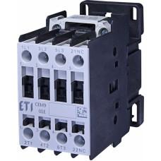 Контактор силовий ETI CEM09.01 230V AC (9 А; 4kW; AC3) 3NO+1NC (4642113)