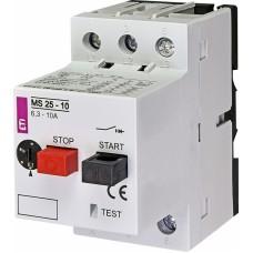 Автоматичний вимикач захисту двигуна MS25-10 4600100 ETI