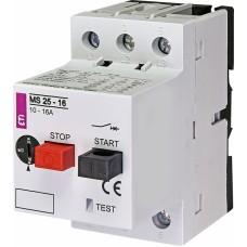 Автоматичний вимикач захисту двигуна MS25-16 4600110 ETI
