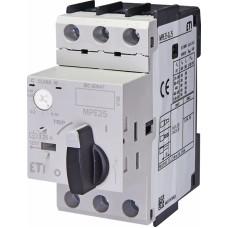 Автоматичний вимикач захисту двигуна MPE25-0,25 4648002 ETI