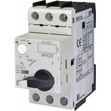Автоматичний вимикач захисту двигуна MPE25-0,4 4648003 ETI