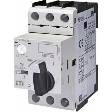Автоматичний вимикач захисту двигуна MPE25-0,63 4648004 ETI