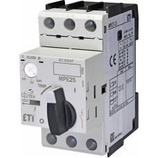 Автоматичний вимикач захисту двигуна MPE25-1,0 4648005 ETI