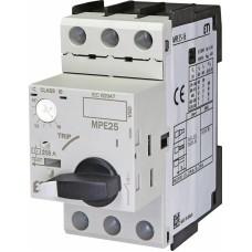 Автоматичний вимикач захисту двигуна MPE25-16 4648011 ETI