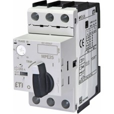 Автоматичний вимикач захисту двигуна MPE25-20 4648012 ETI
