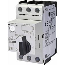 Автоматичний вимикач захисту двигуна MPE25-32 4648014 ETI