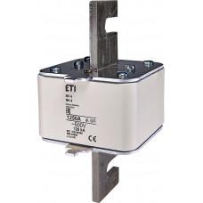 Запобіжник NH4 gG 1250A 500V 120kA AC 4116106 ETI для PK 4 (універсальний)