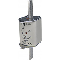Запобіжник NH2 gG 125A 500V 120kA AC 4185215 ETI (універсальний)