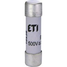 Запобіжник CH 10X38 gG 4A 500V 100kA 2620003 ETI (універсальний)