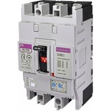 Автоматичний вимикач ETIBREAK EB2 125/3L 50A 3P 25kA рег. зах. (тепл. (0,63-1)*In / ел.магн. (6-12)*In)  4671023 ETI