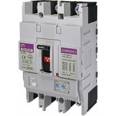 Автоматичний вимикач ETIBREAK EB2 250/3S 250A 3P 36kA рег. зах. (тепл. (0,63-1)*In / ел.магн. (6-10)*In)  4671083 ETI