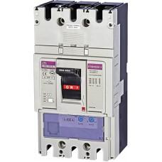 Автоматичний вимикач ETIBREAK EB2 400/3L 400A 3P 25kA рег. зах. (тепл. (0,63-1)*In / ел.магн. (6-12)*In)  4671092 ETI