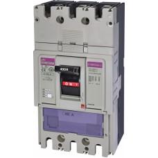 Автоматичний вимикач ETIBREAK EB2 400/3LF 400A 3P 25kA фікс. захист  4671105 ETI