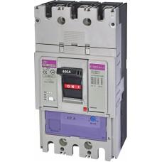 Автоматичний вимикач ETIBREAK EB2 400/3SF 400A 3P 36kA рег. зах. (тепл. фікс./ ел.магн. (6-12)*In) 4671106 ETI