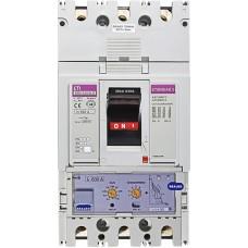 Автоматичний вимикач ETIBREAK EB2 630/3LE 630A 3P 36kA рег. зах. (тепл. (0,4-1)*In / ел.магн. (вибір.)  4671121 ETI
