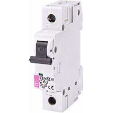 Автоматичний вимикач ETIMAT 10 1P C 63A 6kA 2131722
