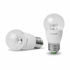 Лампа G45 5W E27 3000K (прозора)
