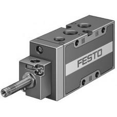 Распределитель с электроуправлением MFH-5-1/4-B Festo
