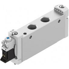 Распределитель с электроуправлением VUVG-L18-M52-RT-G14-1P3 Festo