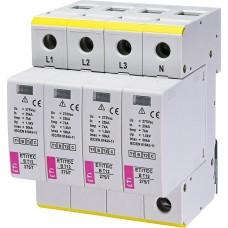 Обмежувач перенапруги ETITEC B T12 275/7 (4+0) 4p 2440342 ETI
