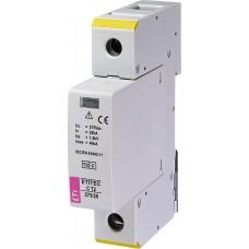 Обмежувач перенапруги ETITEC C T2 275/20 (1+0) 1p 2440393 ETI